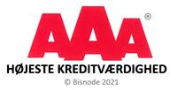 AAA rating gennem mere end 12 år